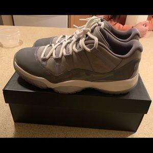 Jordan Cool gray 11 low